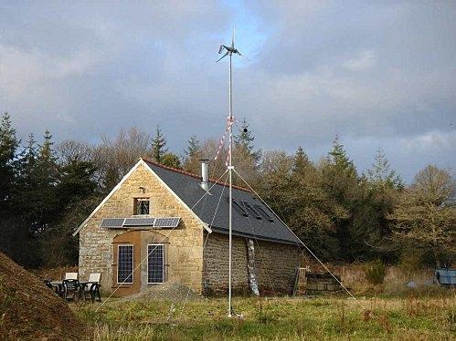 Anthony davy g obiologue - Constructeur maison autonome en energie ...